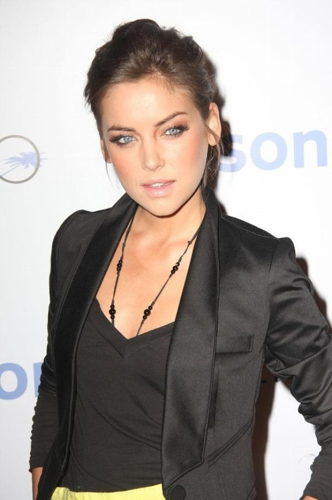 Jessica Stroup Haircut Pics
