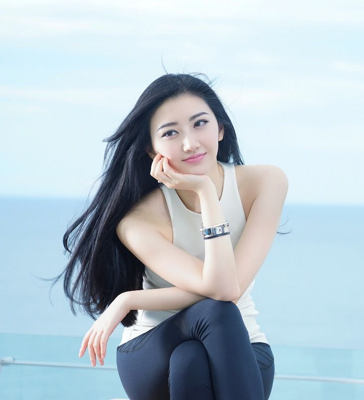 Jing Tian Leaked Images