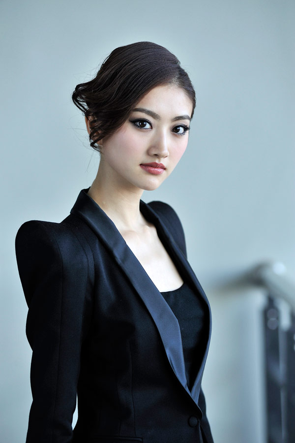 Jing Tian Smile Face Pictures