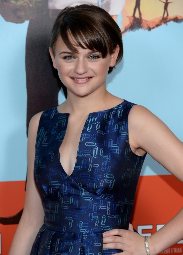 Joey King Leaked Wallpapers