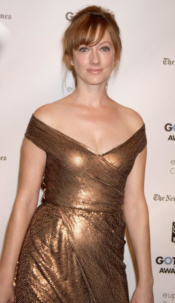 Judy Greer Working Out Images