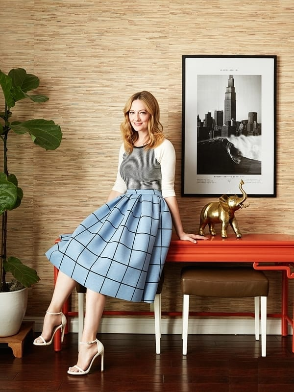 Judy Greer Workout Pics