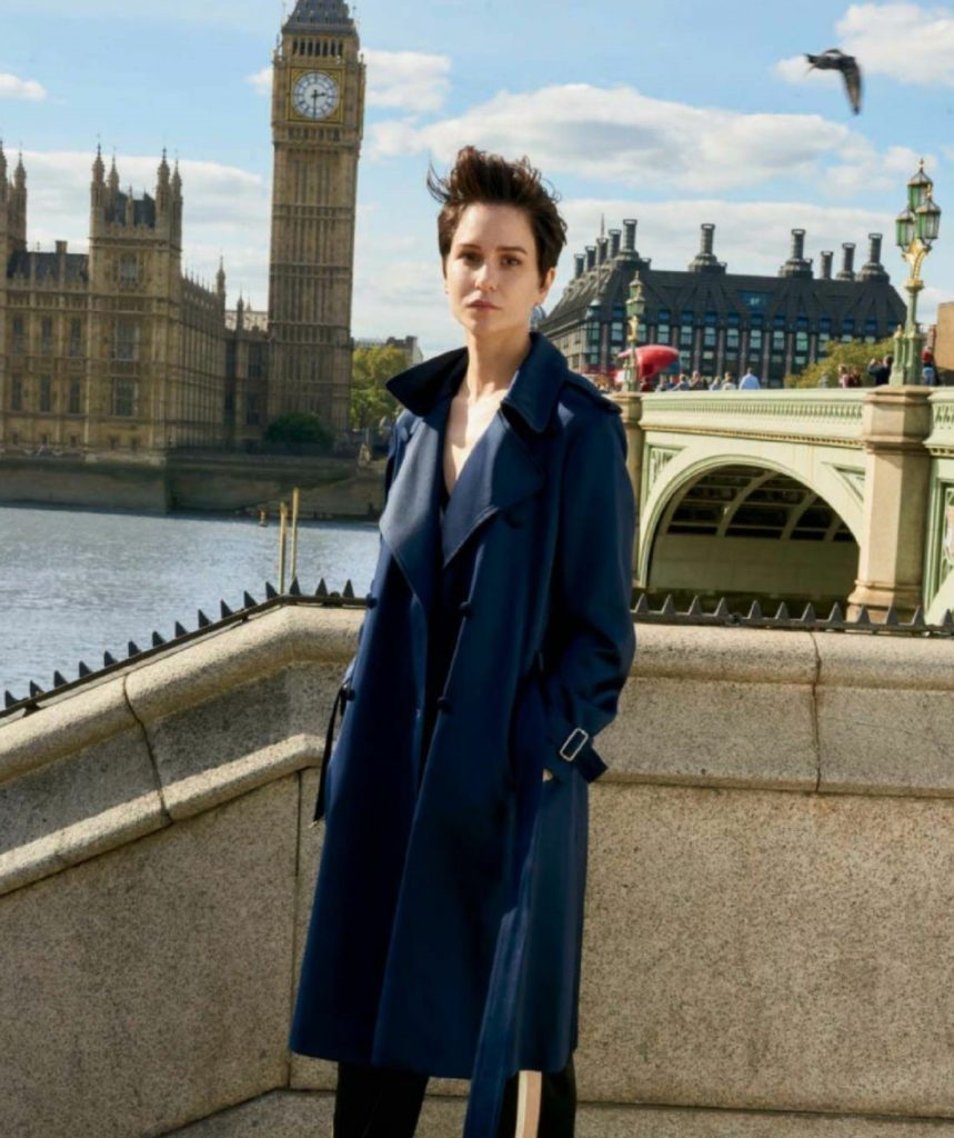 Katherine Waterston Oops Moment Wallpapers