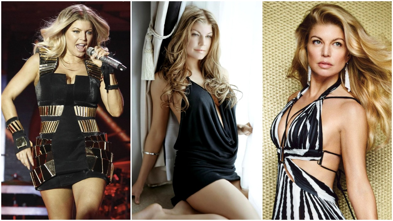 Fergie Hot Bikini Pictures – One Of The Sexiest American Singer