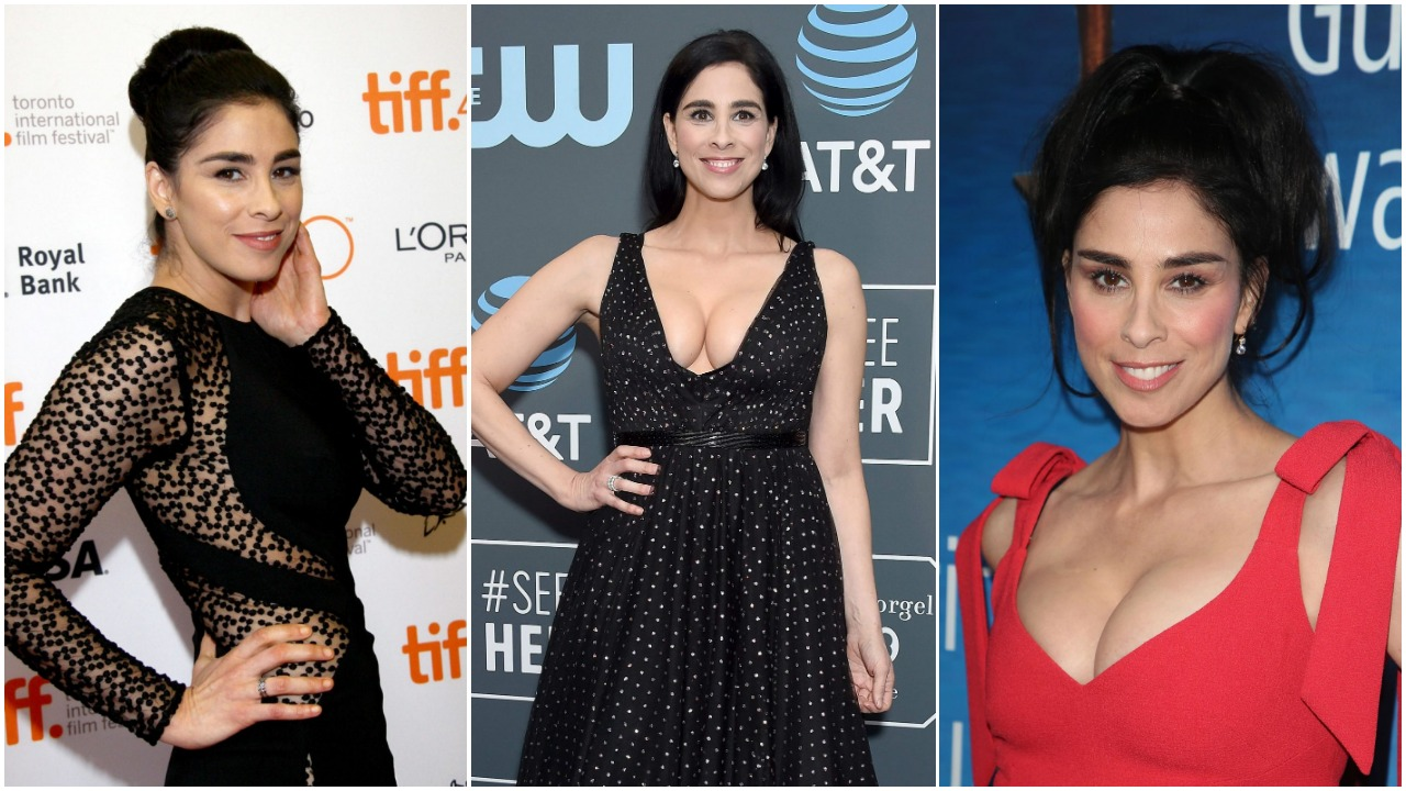 Hot Sarah Silverman Sexy Bikini Pictures Will Make Your Hands Want Her