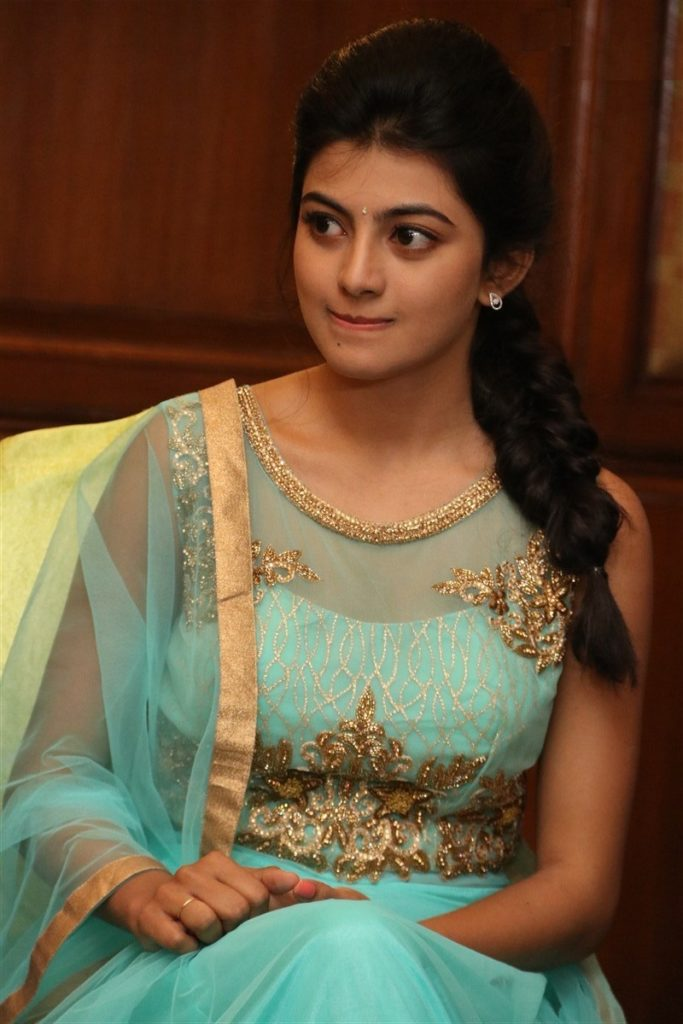 Anandhi In Gown Photos