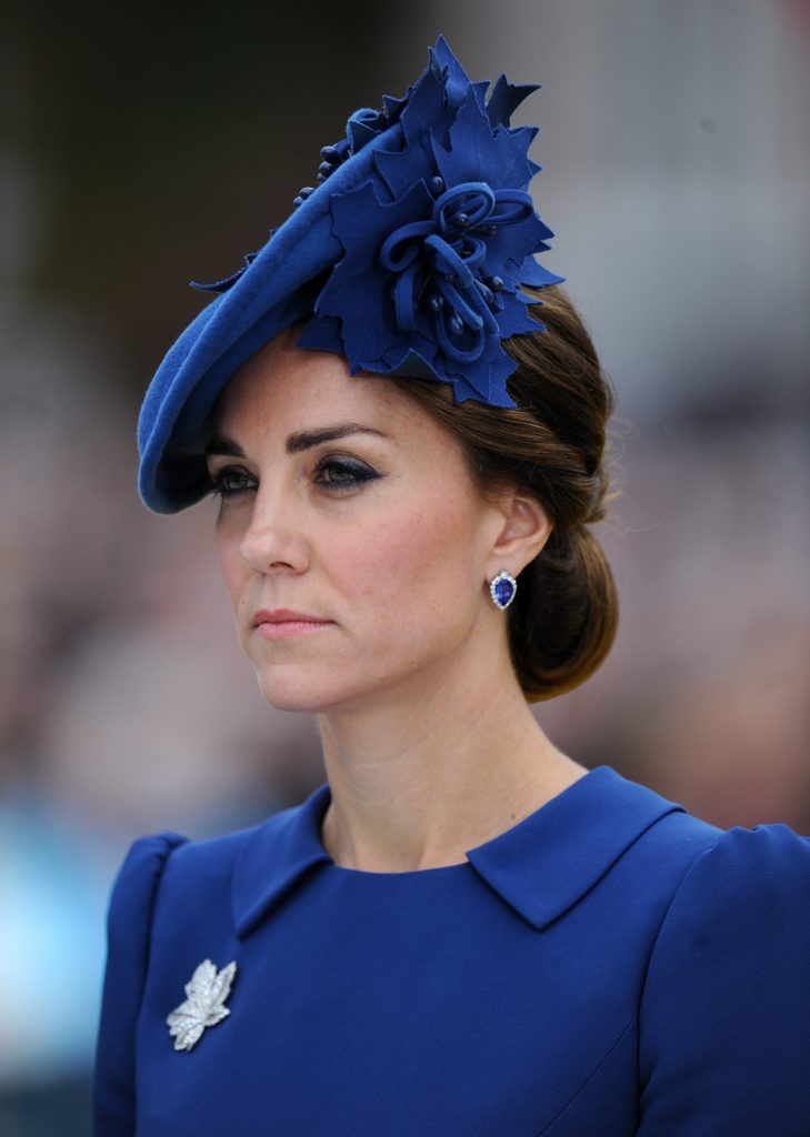 Kate Middleton Haircut Photos