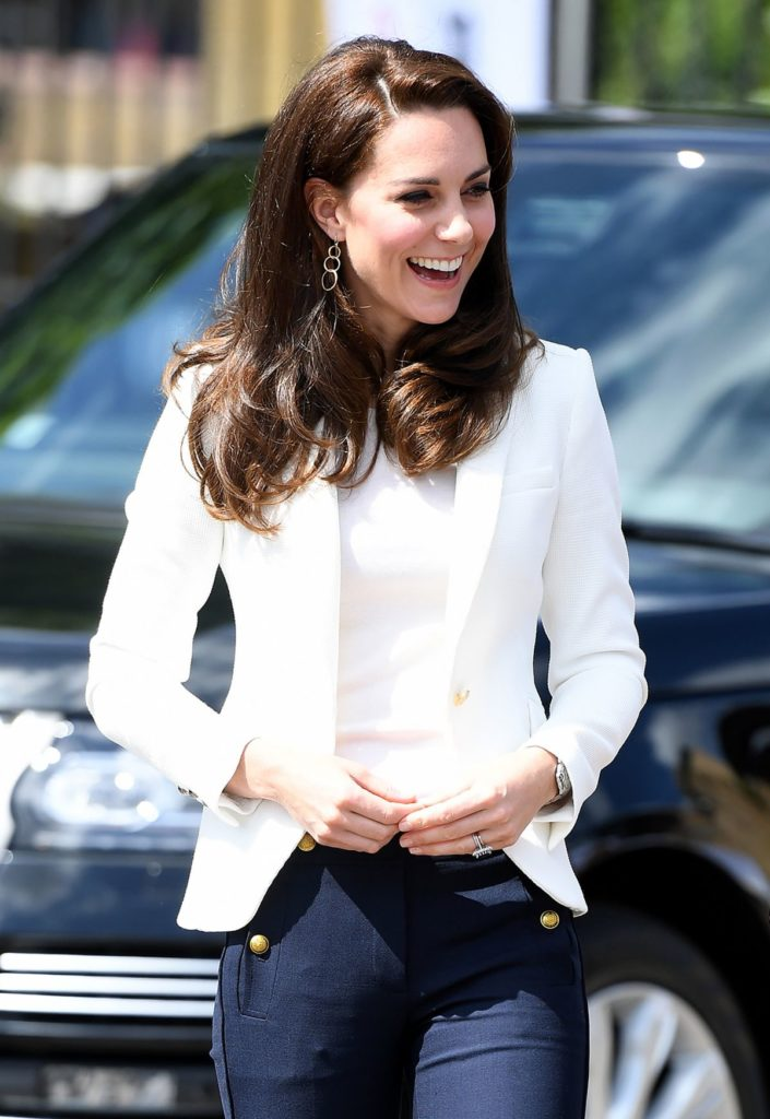 Kate Middleton Makeup Pics