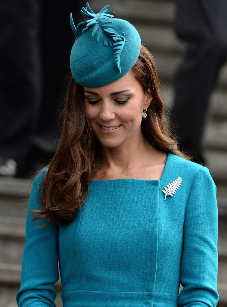 Kate Middleton Smile Face Images