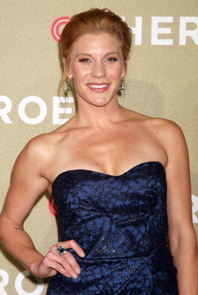 Katee Sackhoff Bathing Suit Pictures