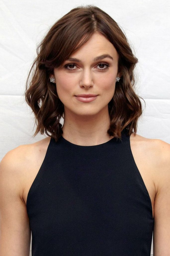 Keira Knightley Cleavage Images