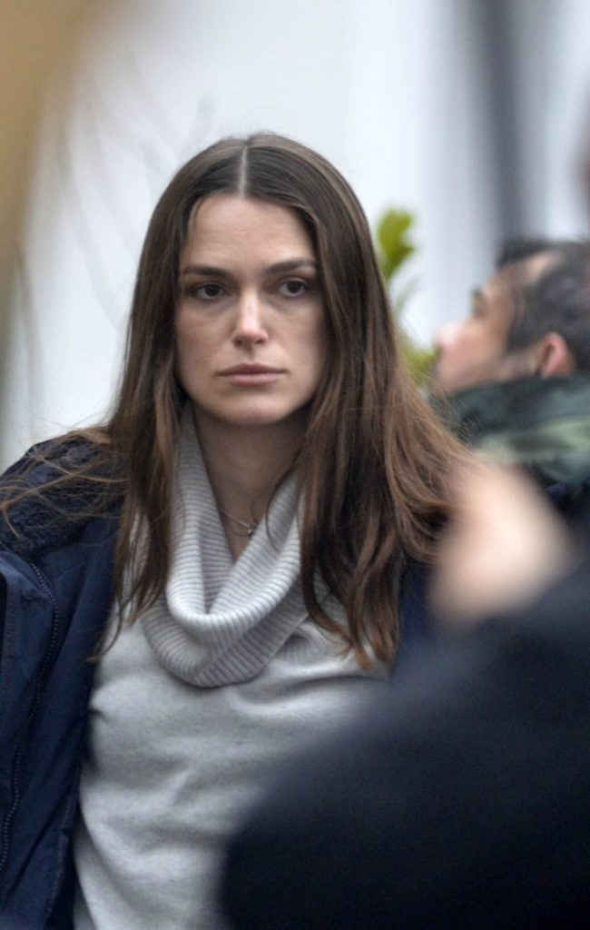Keira Knightley Oops Moment Pics