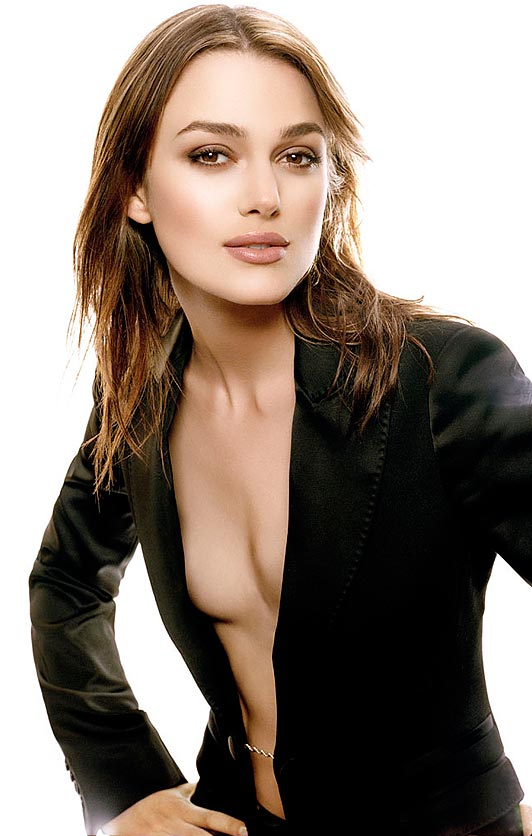 Keira Knightley Topless Pictures