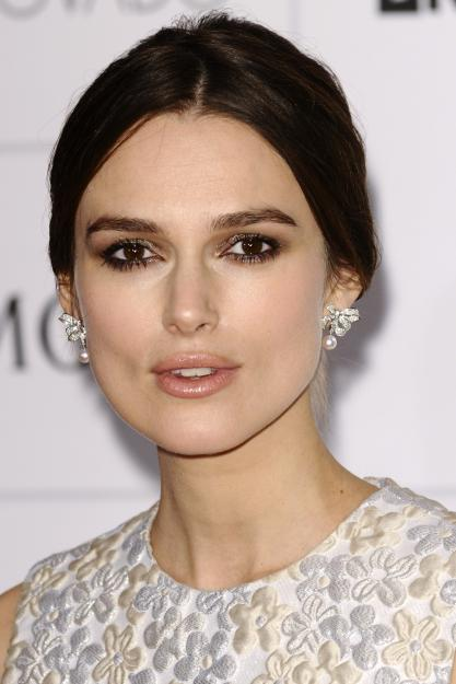 Keira Knightley Without Makeup Pics