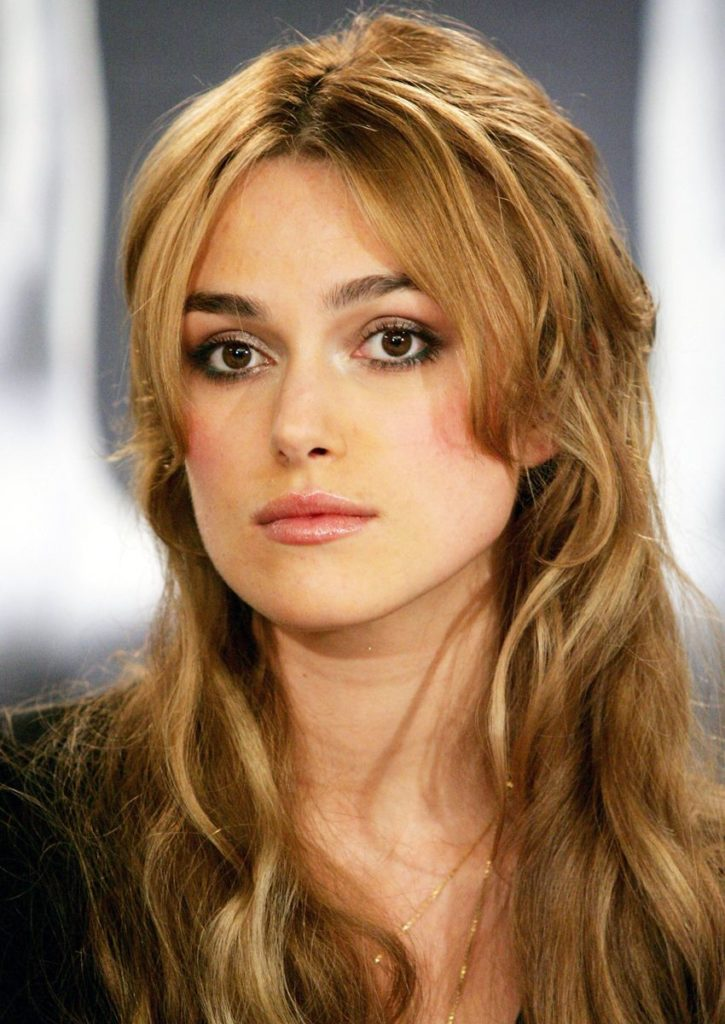 Keira Knightley Working Out Photos