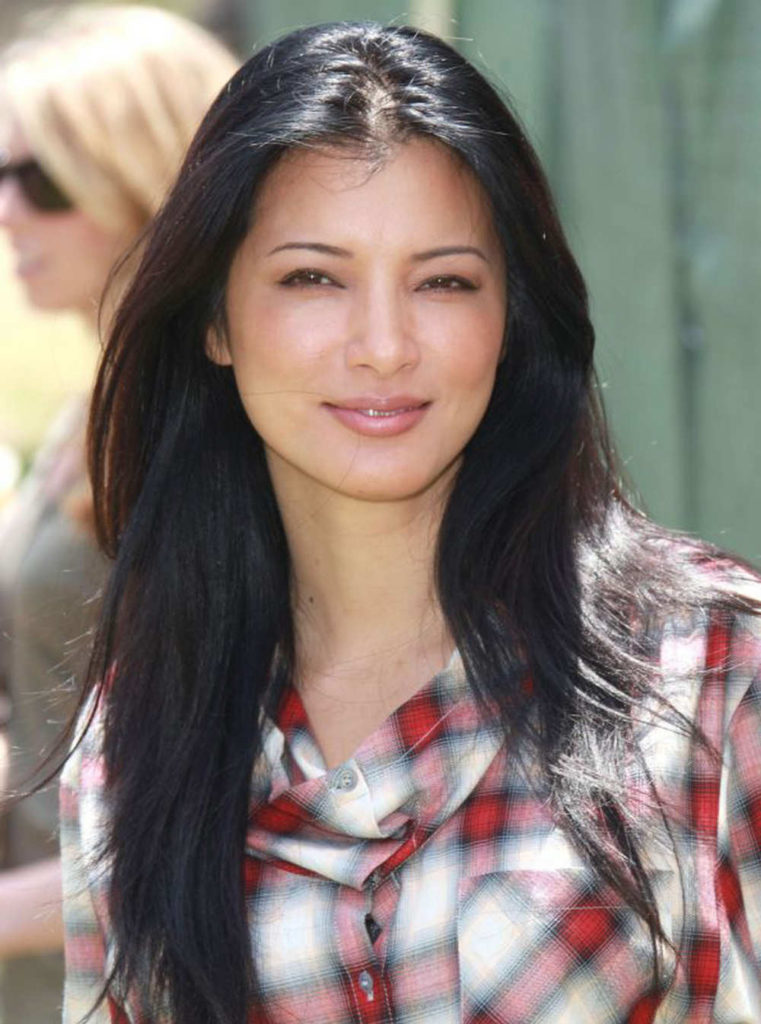 Kelly Hu Oops Moment Pictures