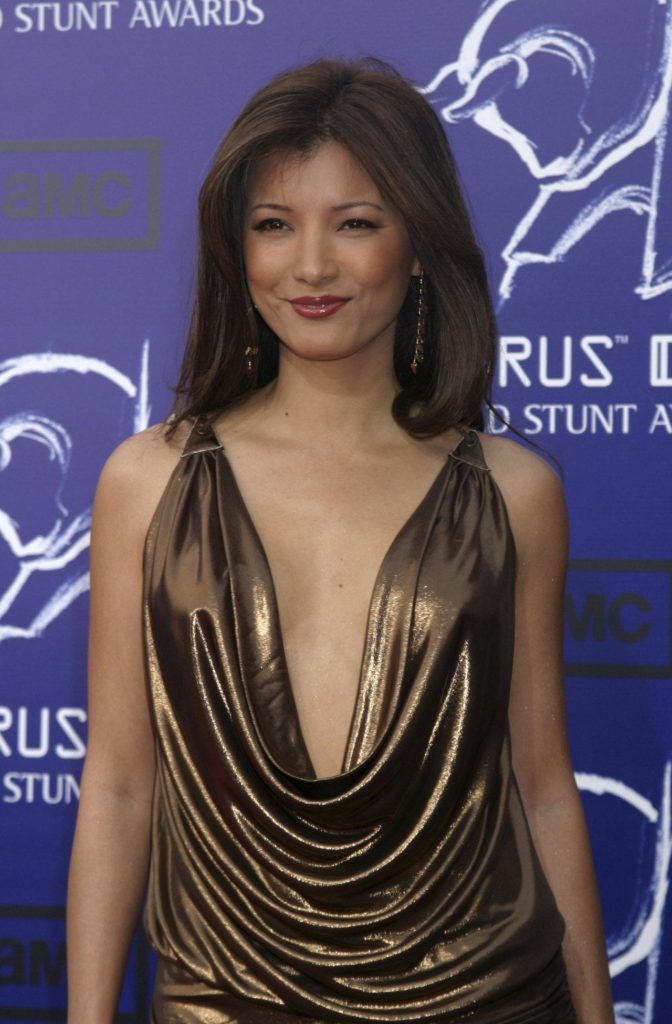 Kelly Hu Topless Images