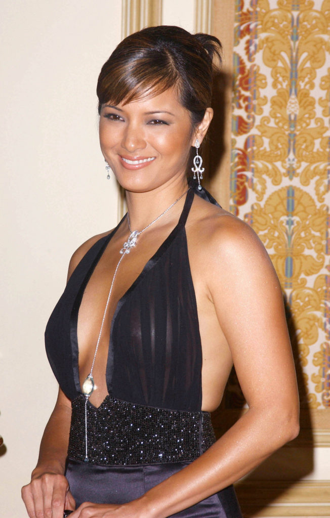 Kelly Hu Yoga Pants Pictures