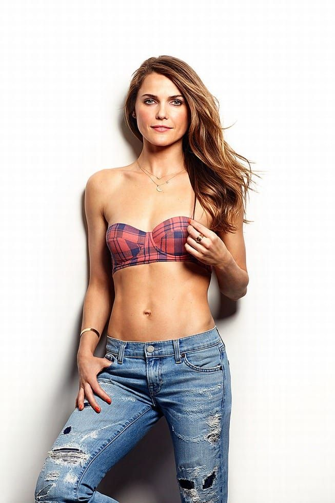 Keri Russell Jeans Wallpapers