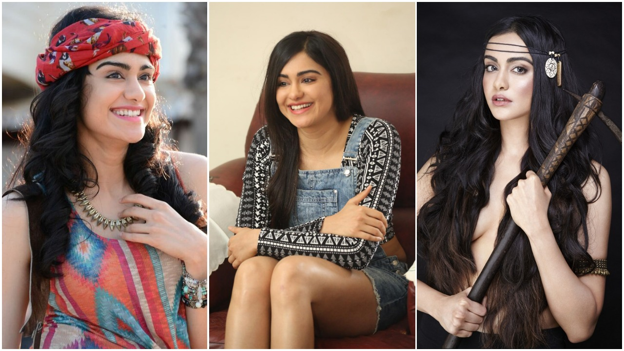 Adah Sharma Hot Bikini Pictures Prove That She Is A Sexy Angel