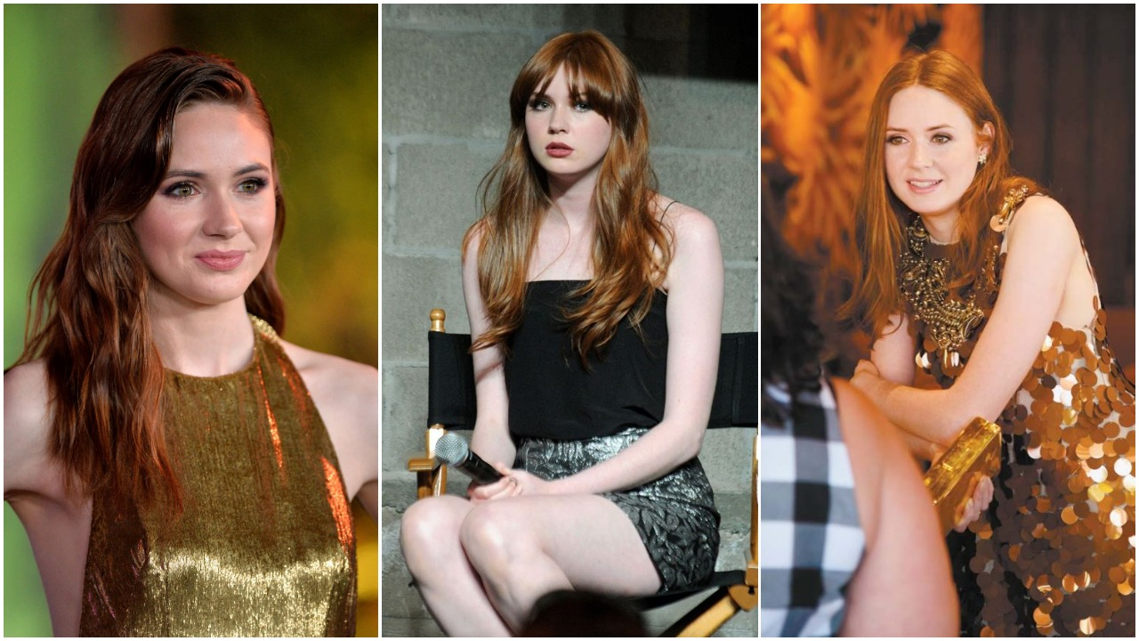 Karen Gillan Hot Sexy Bikini Pictures Will Get Your Blood Pumpin
