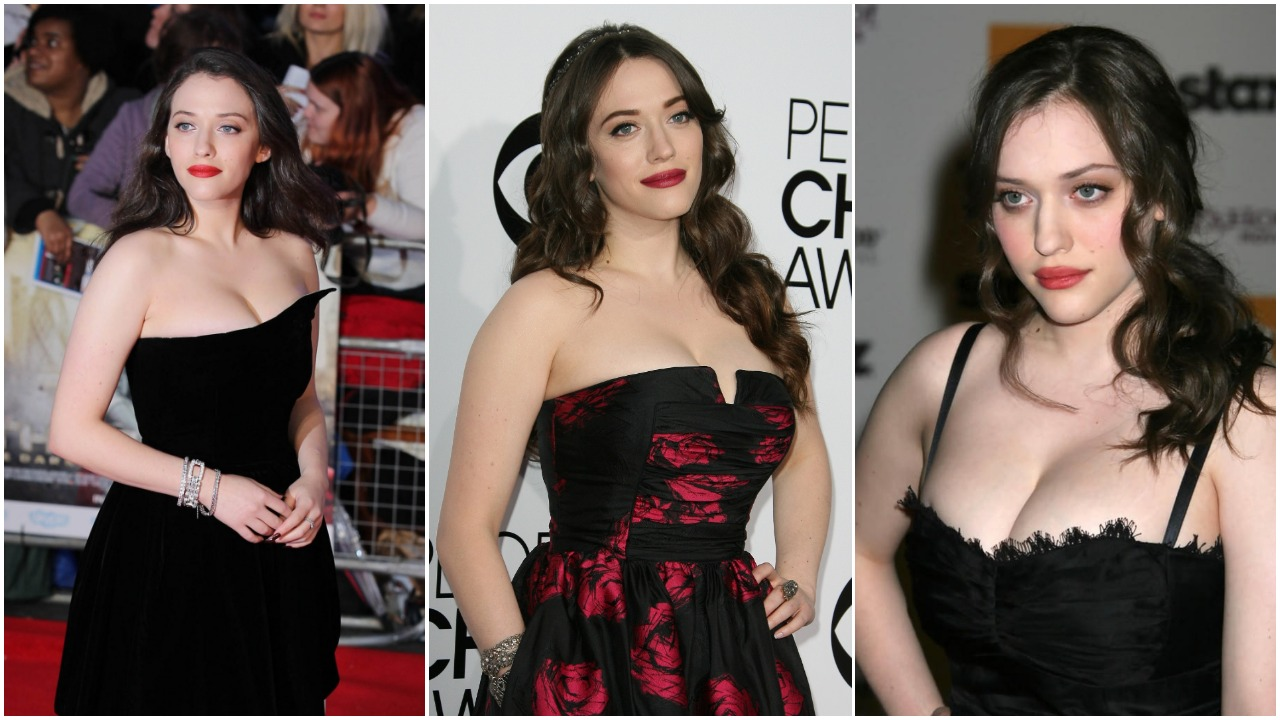 Kat Dennings Hot Bikini Pictures – Sexy Darcy Of Thor: The Dark World