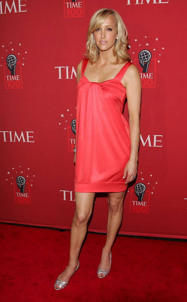 Lara Spencer High Heels Images
