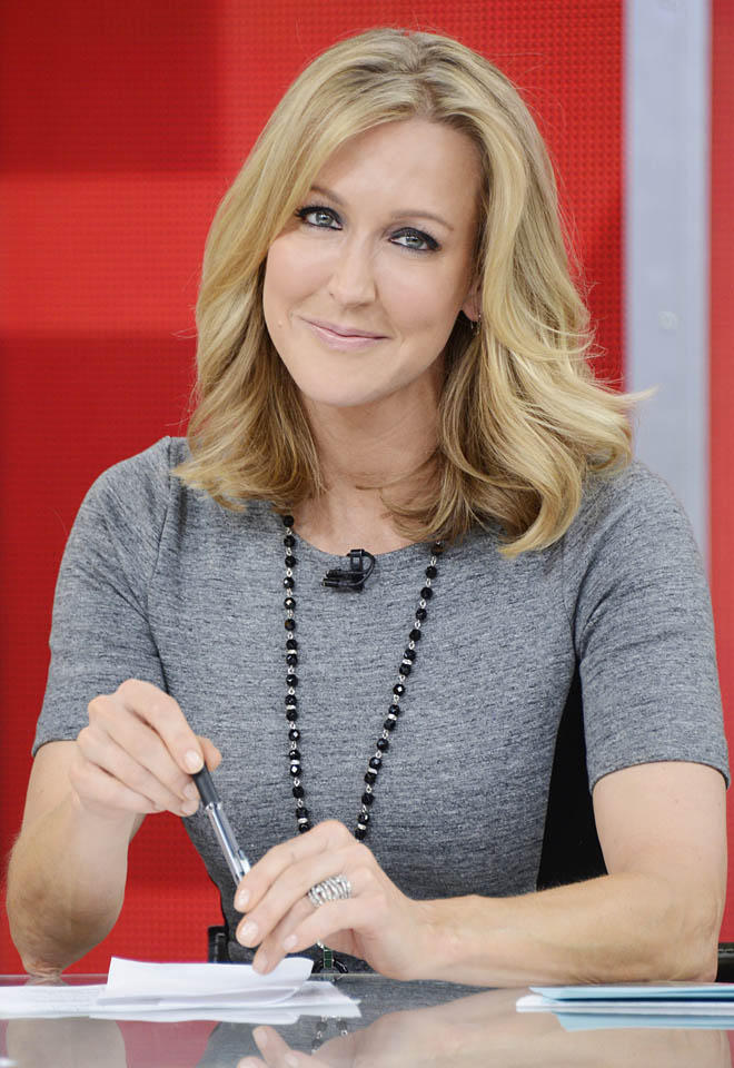 Lara Spencer Makeup Pics
