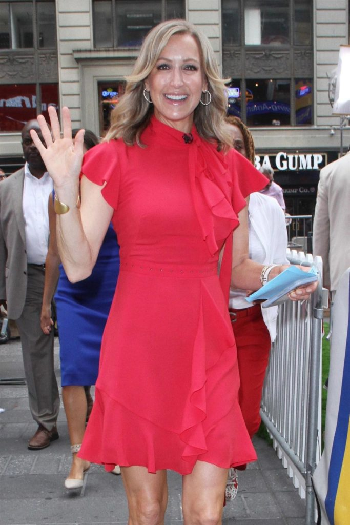 Lara Spencer Photoshoot
