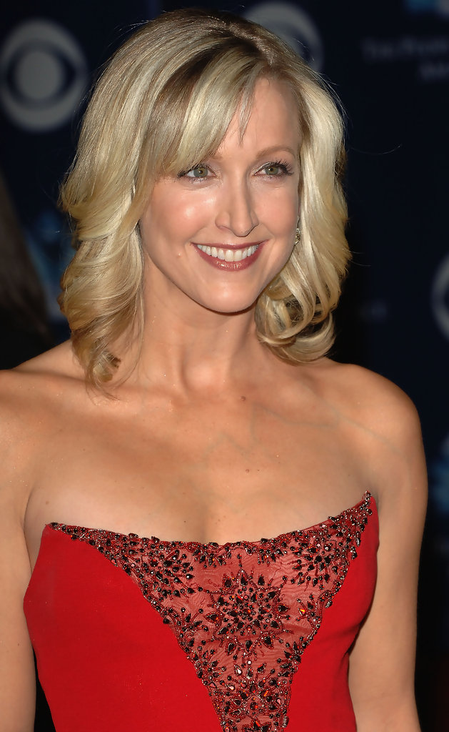 Lara Spencer Short Hair Images