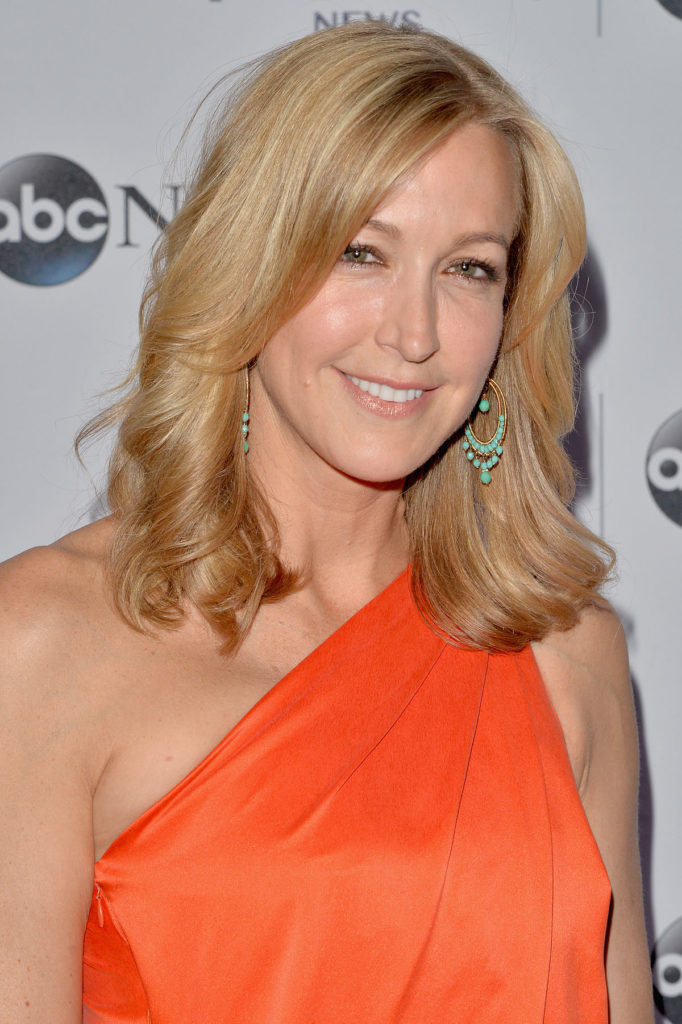 Lara Spencer Smiling Pics