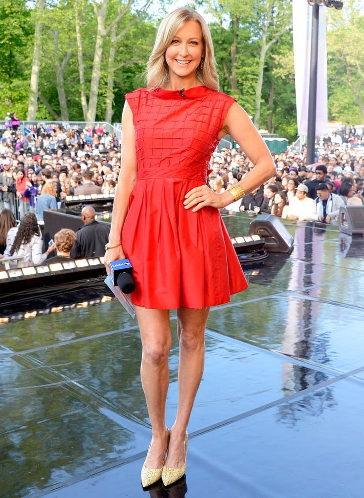 Lara Spencer Upskirt Images