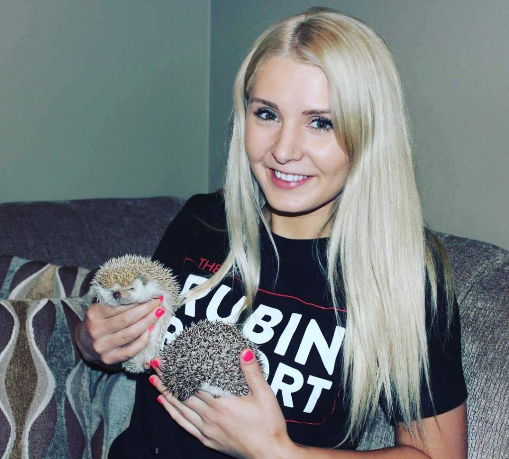 Lauren Southern Tattoos Images