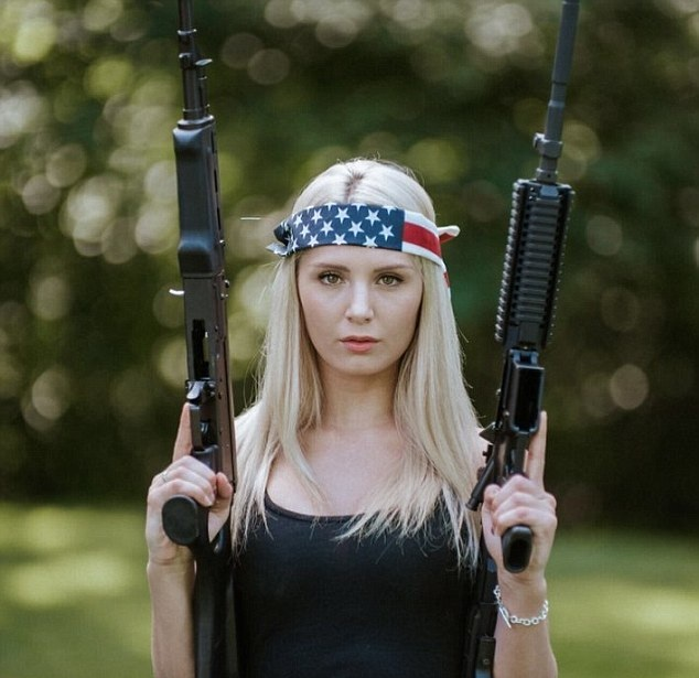 Lauren Southern Topless Images