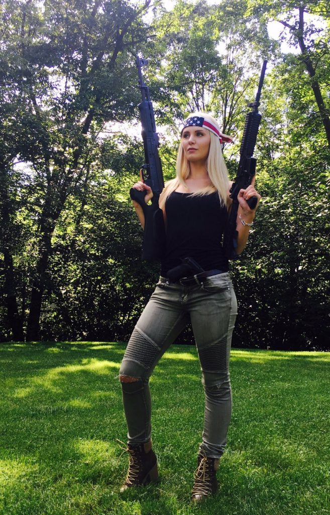 Lauren Southern Workout Images