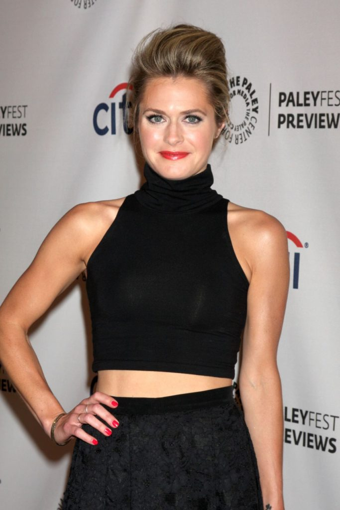 Maggie Lawson Makeup Images