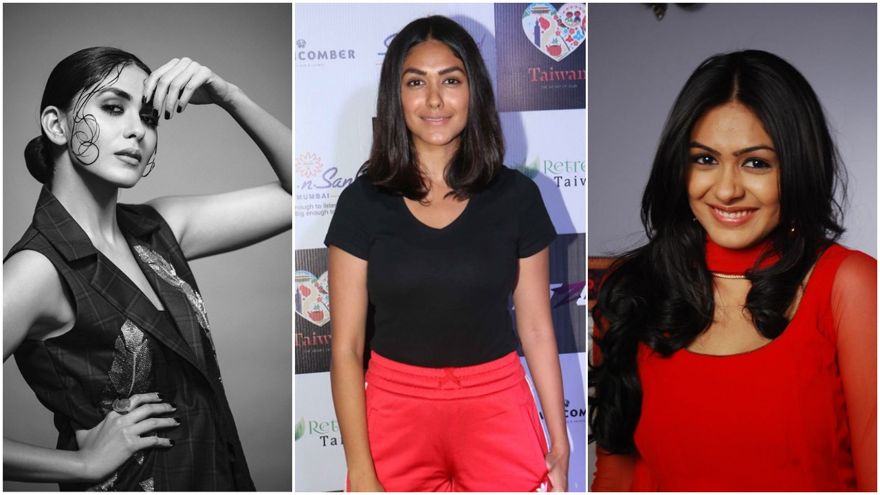 Mrunal Thakur Hot Pictures Will Make You Go Crazy For This Sexy Babe