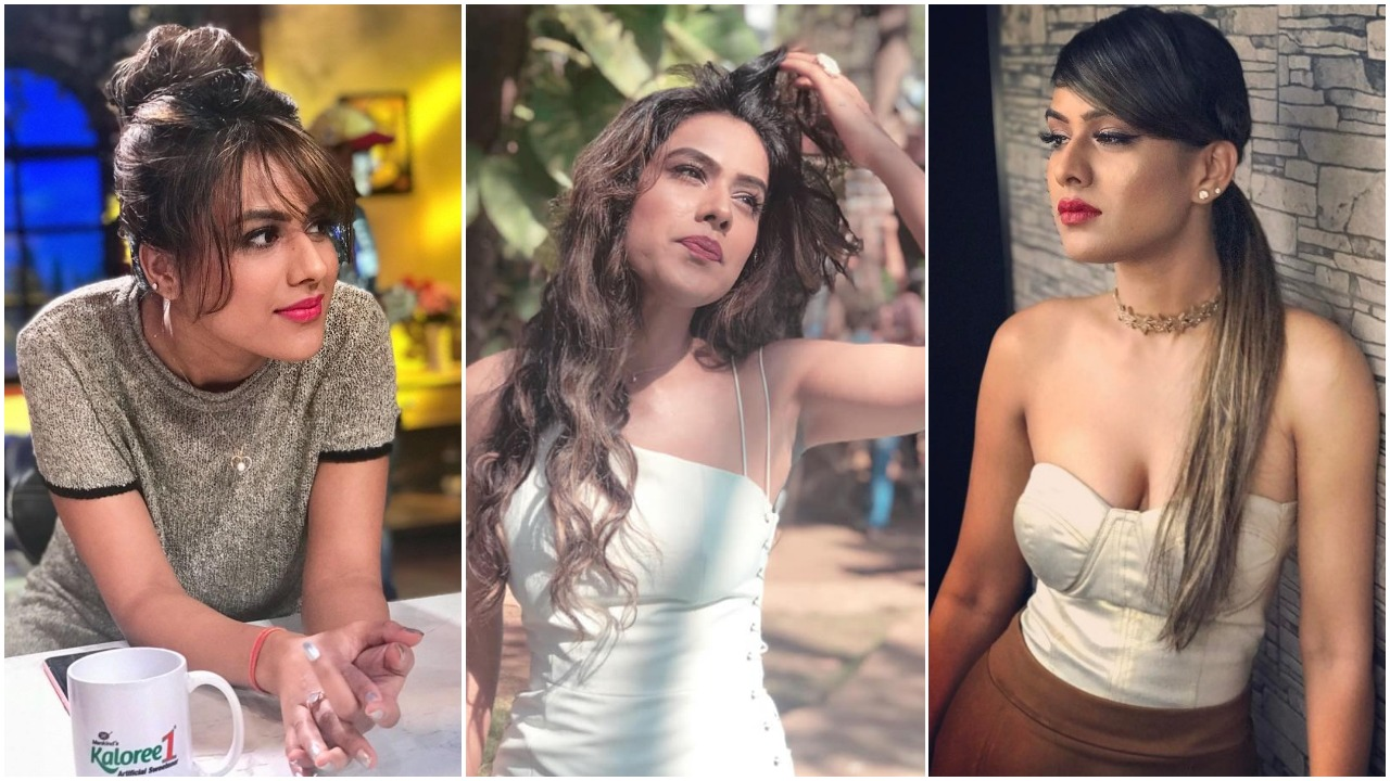 Sexy Nia Sharma Hot Bikini Pictures Define The Meaning Of Beauty