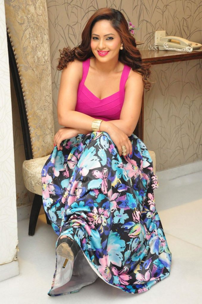 Nikesha Patel Gown Images