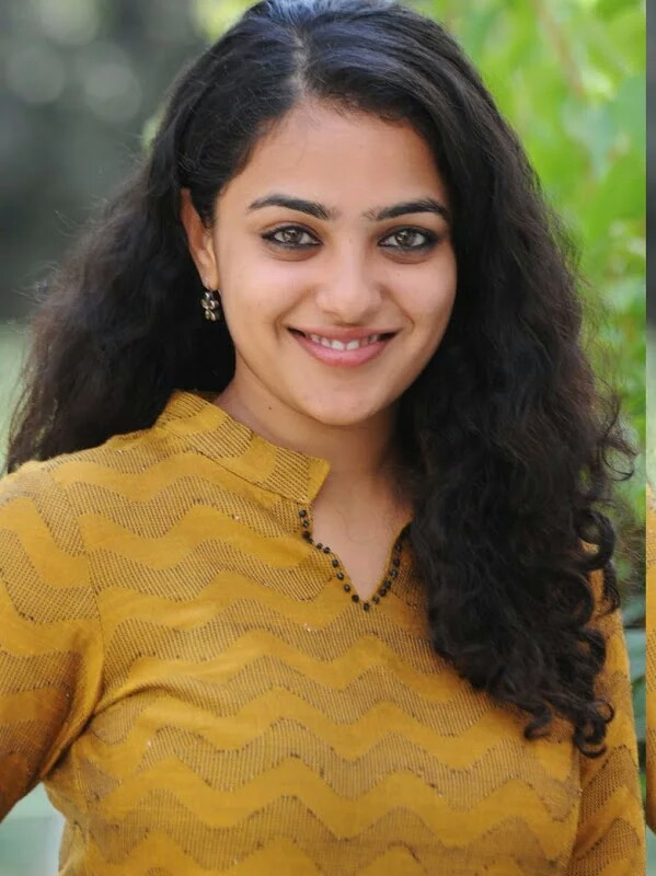 Nithya Menen Cute Smile Pictures