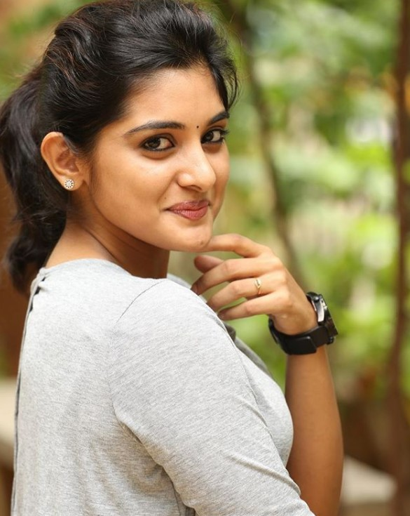 Nivetha Thomas Body Images