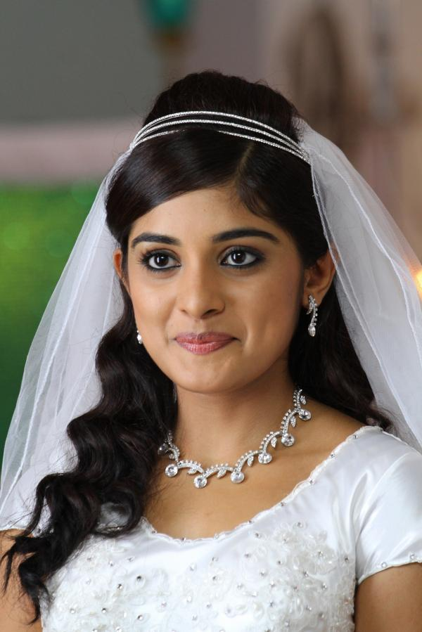 Nivetha Thomas Bride Look Images