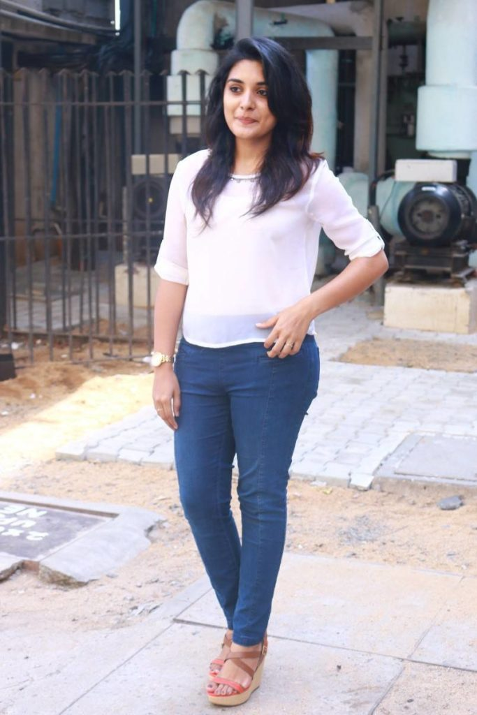 Nivetha Thomas Butt Photos