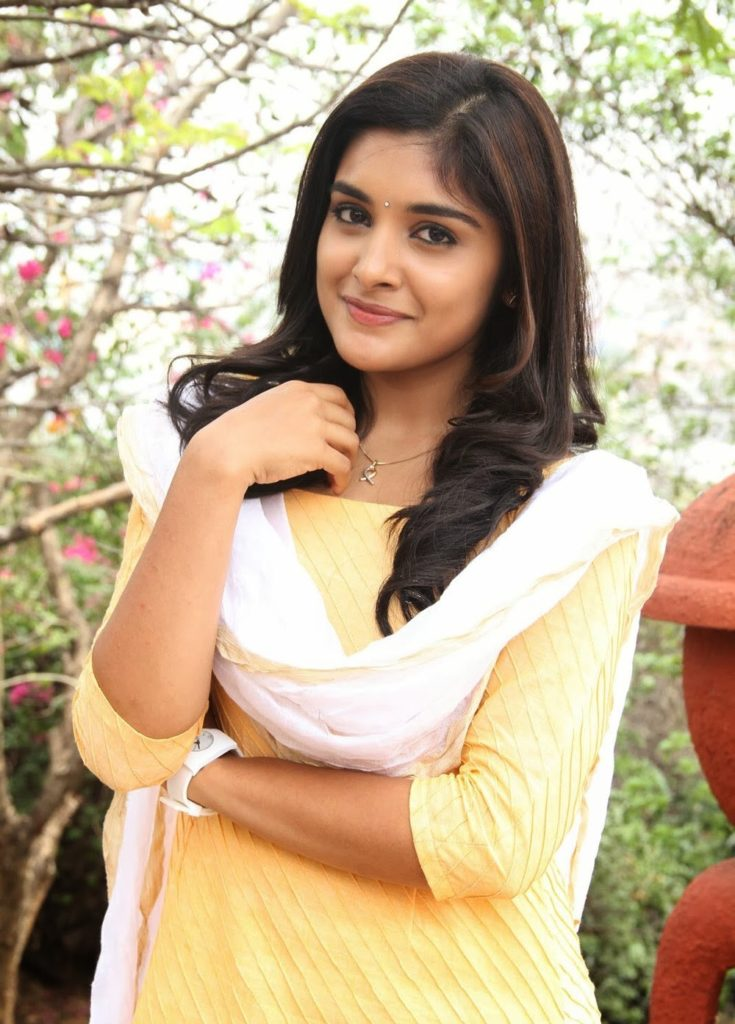 Nivetha Thomas Cute Images