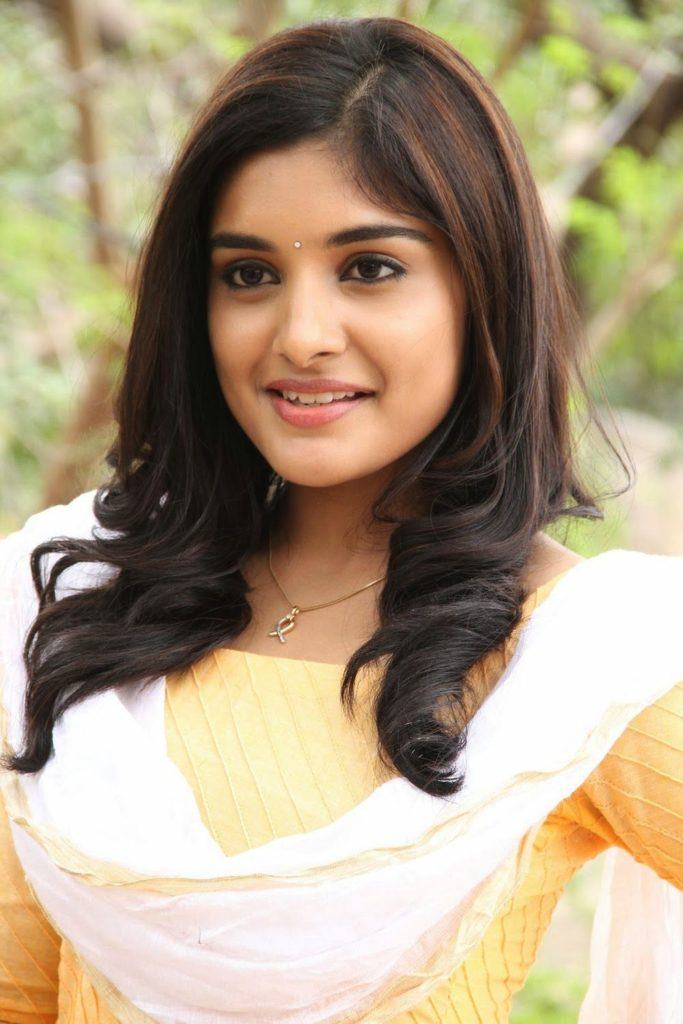 Nivetha Thomas Sexy Eyes Pics