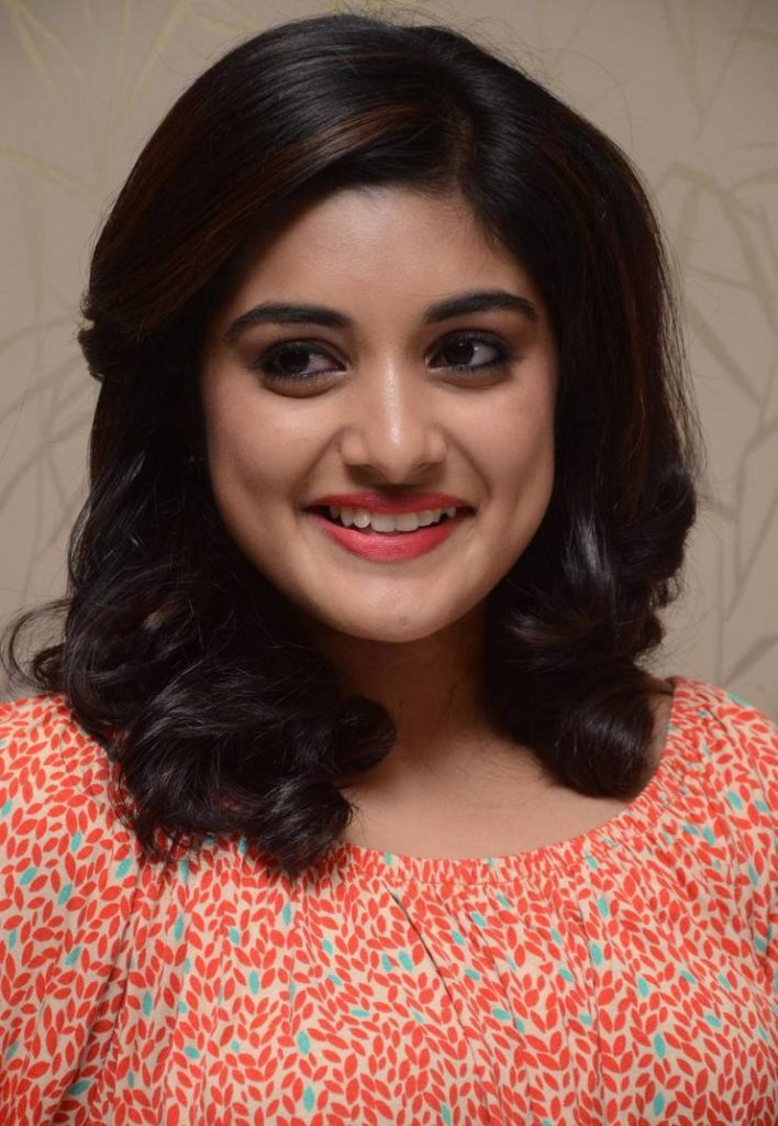 Nivetha Thomas Sexy Lips Images